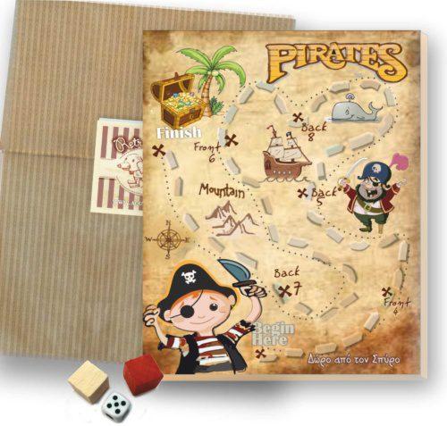 Παιχνίδι Πειρατής JUNIOR
